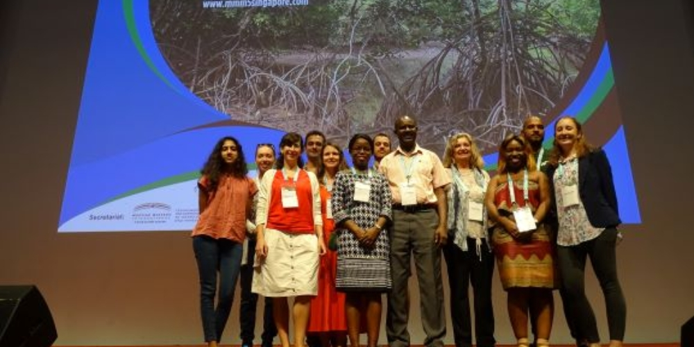 WIO Participants at MMM5 2019 July 1 - 5, Singapore
